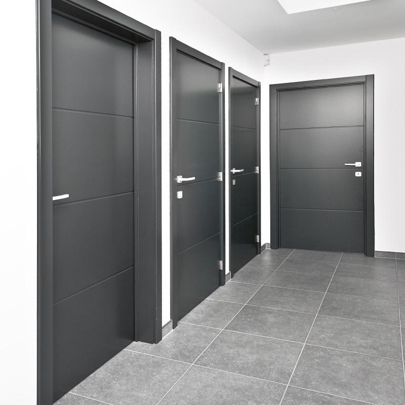 Design mdf binnendeuren dierick deuren - Kleur binnendeuren ...