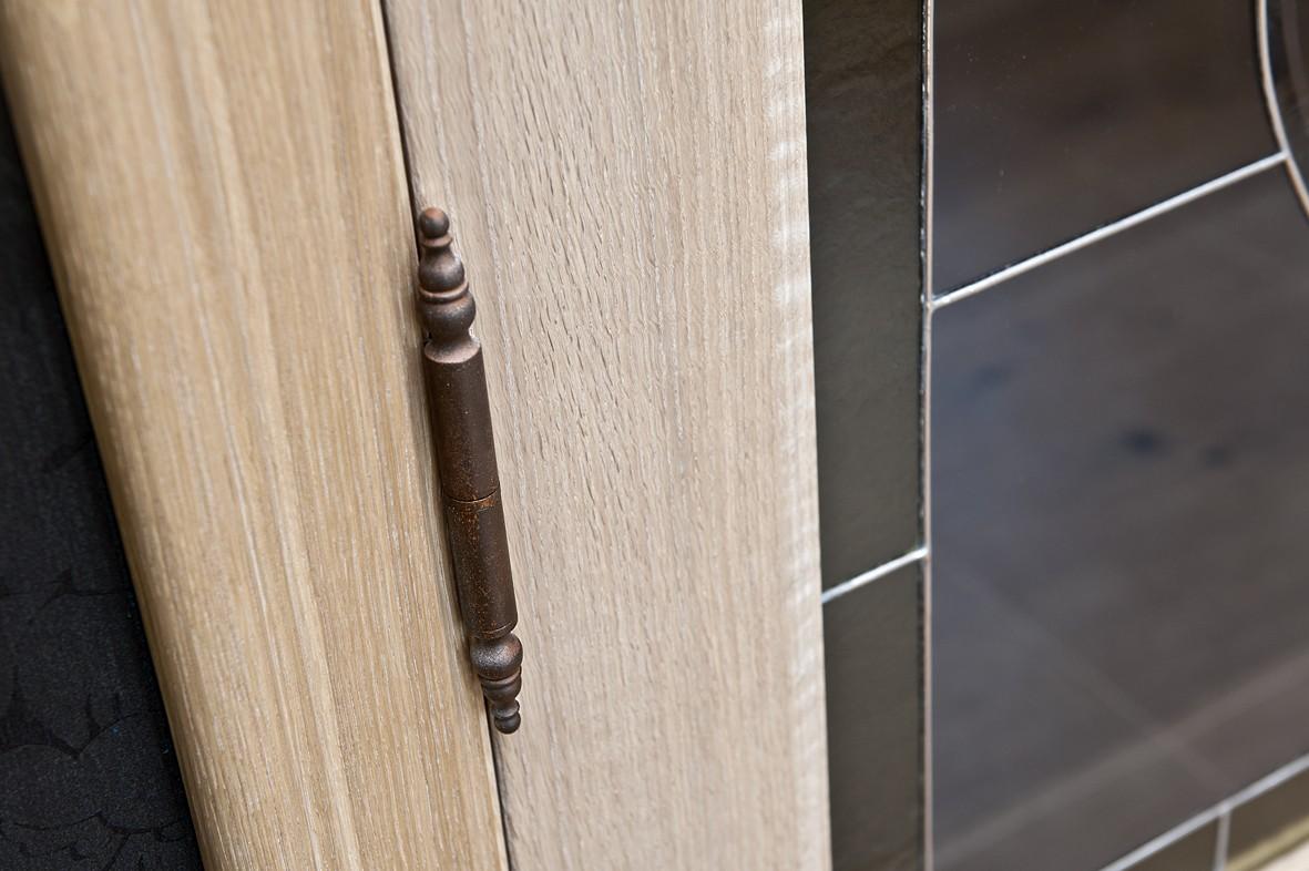 Klassiek rustiek massief binnendeuren dierick deuren - Massief decoratief ...