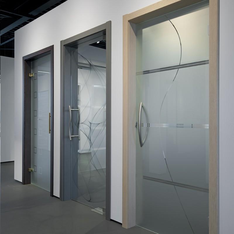 design/glazen deuren - binnendeuren - dierick deuren